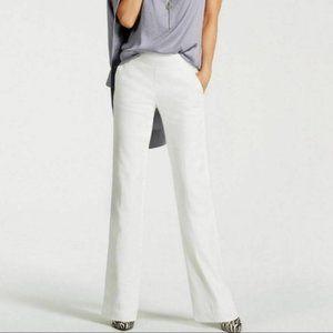 CAbi White Angel Trouser Linen Coconut Cream #5319